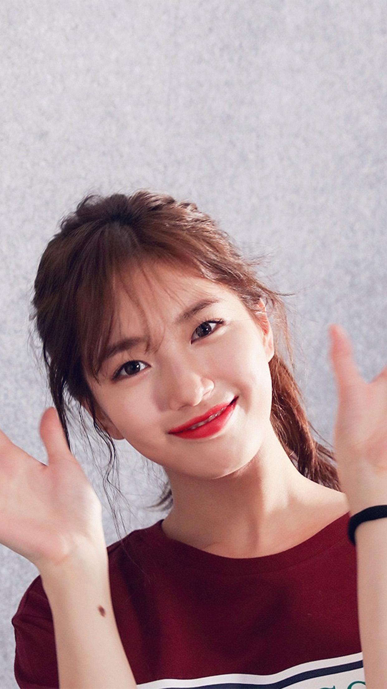 Suji Kpop Cute Smile