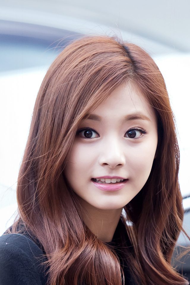 Tzuyu Twice Smile Cute Kpop Jyp Android wallpaper