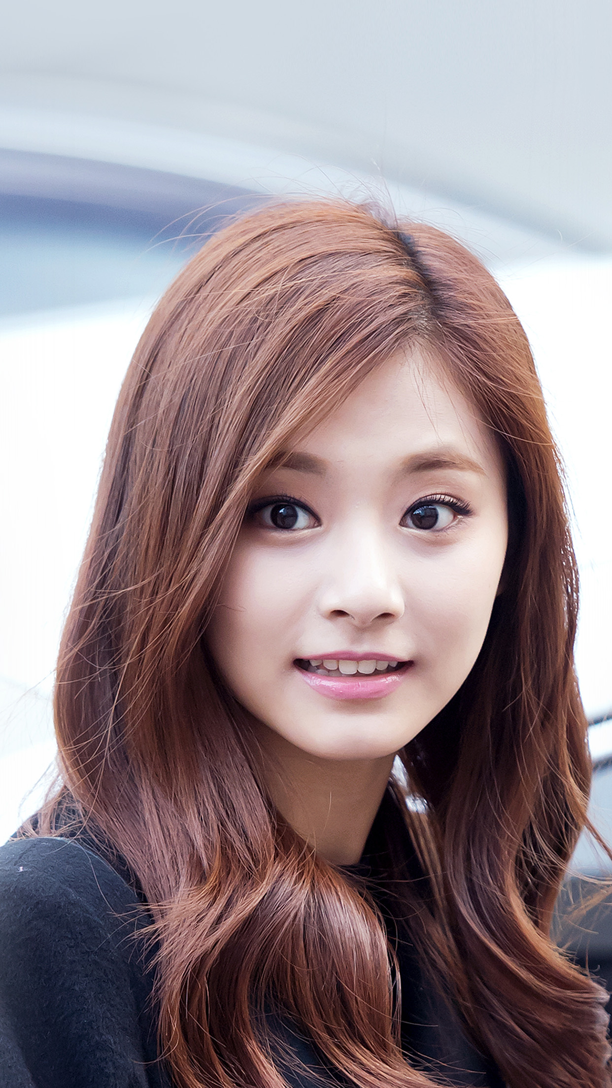 Tzuyu Twice Smile Cute Kpop Jyp Android Wallpaper Android