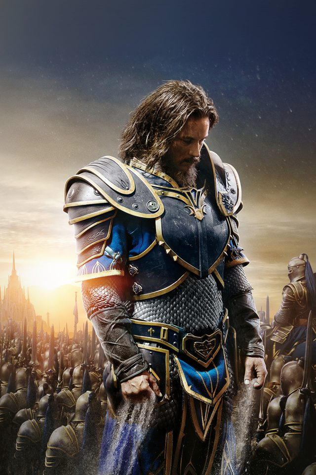 Warcraft Beginning Poster Film Art Game Android wallpaper