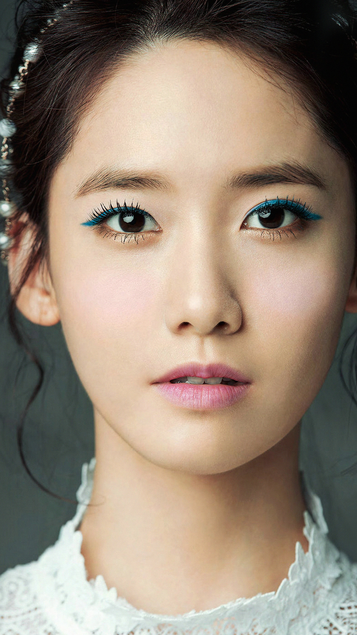 Yuna Yoona Snsd Kpop Girl Cute Music Android wallpaper