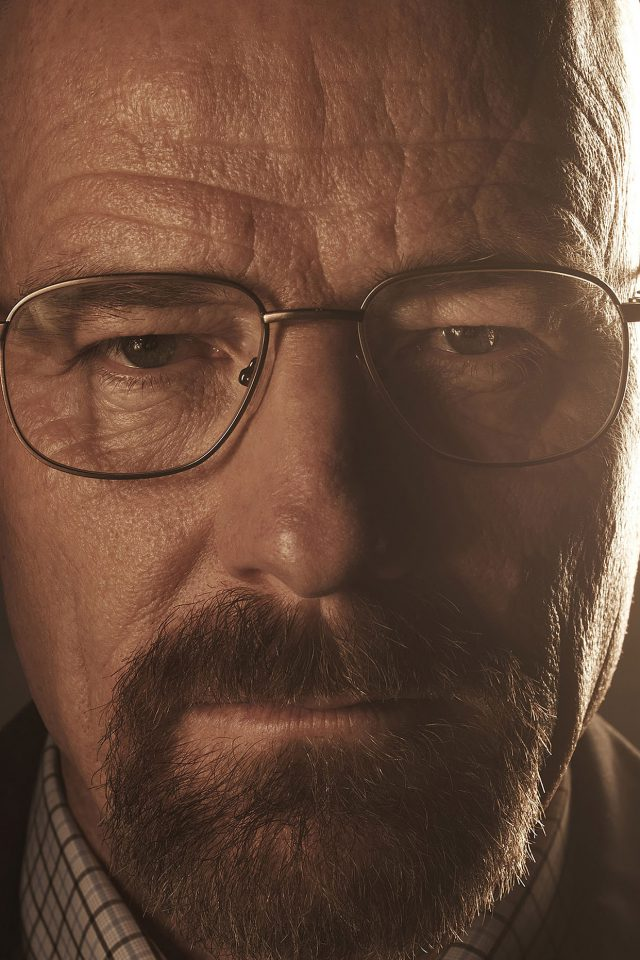 Amc Breaking Bad Film Face Android wallpaper