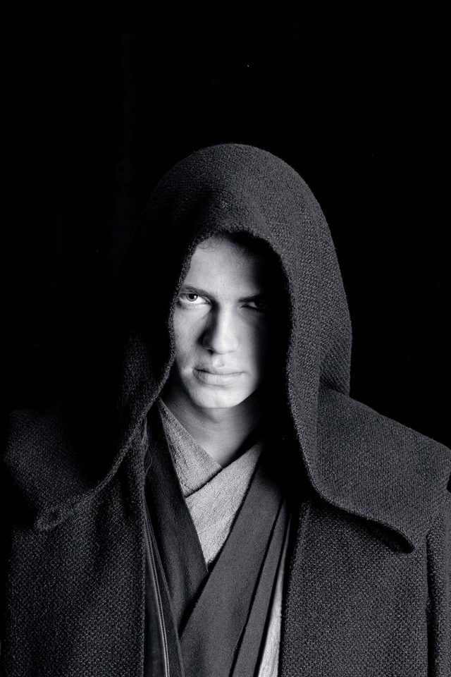 Anakin Skywalker Starwars Dark Film Android wallpaper