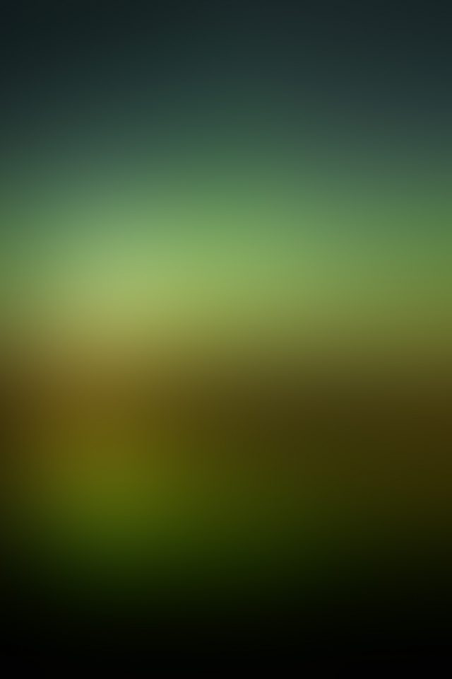 Aurora Night Nature Gradation Blur Android wallpaper