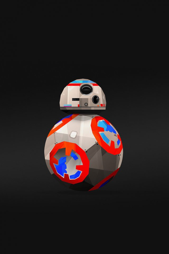 Bb 8 Droid Starwars Robot Art Film Android wallpaper