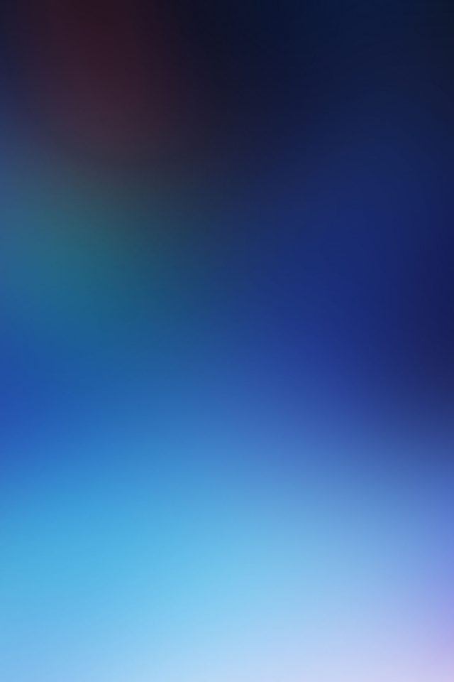 Blur Nature Blue Android wallpaper