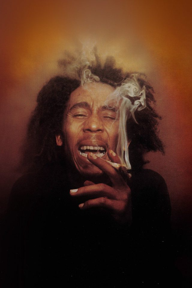 Bob Marley Song Smoke Music Android wallpaper