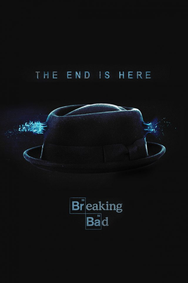 Breaking Bad End Film Art Android wallpaper
