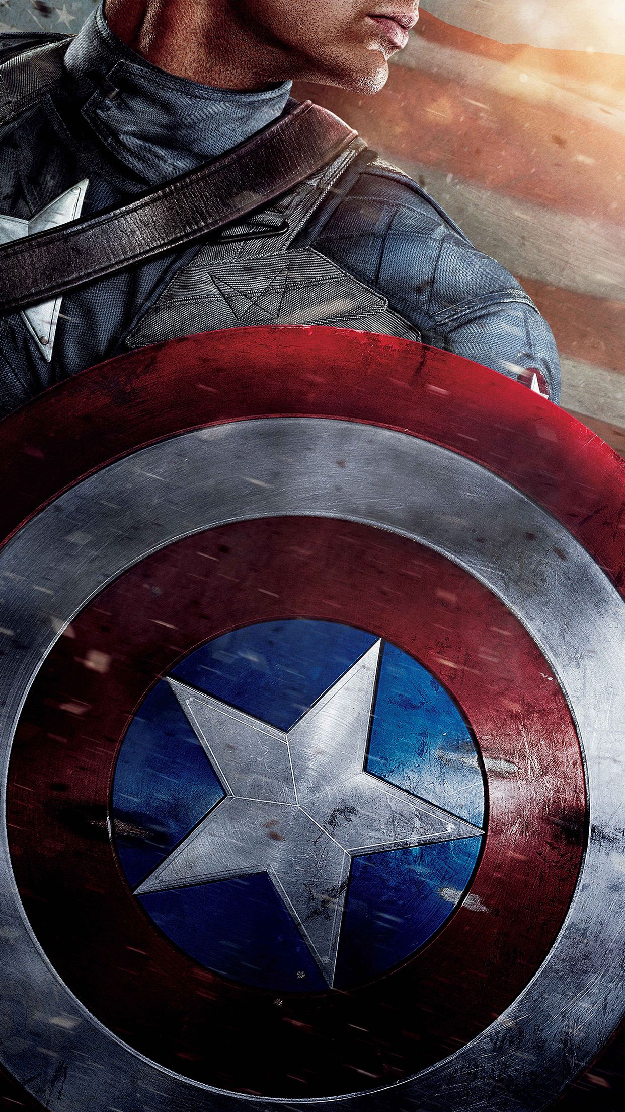 Captain America Poster Film Hero Art Android wallpaper - Android HD wallpapers