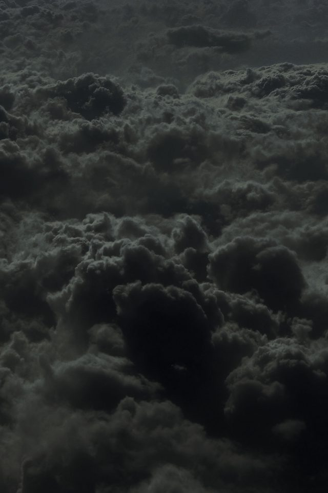 Cloud Flare Dark Sky Wanna Fly Nature Android wallpaper