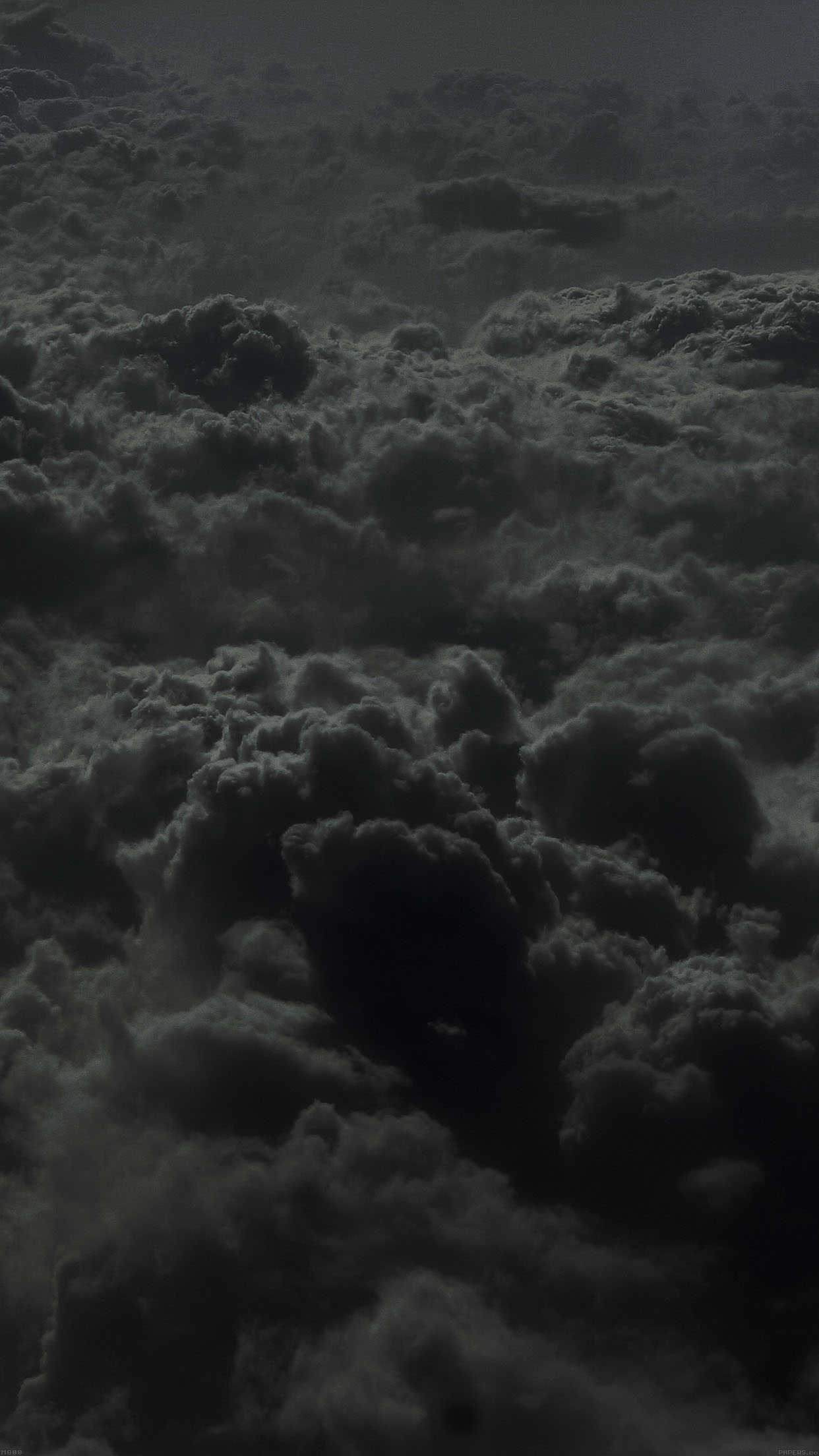Cloud Flare Dark Sky Wanna Fly Nature Android Wallpaper Android