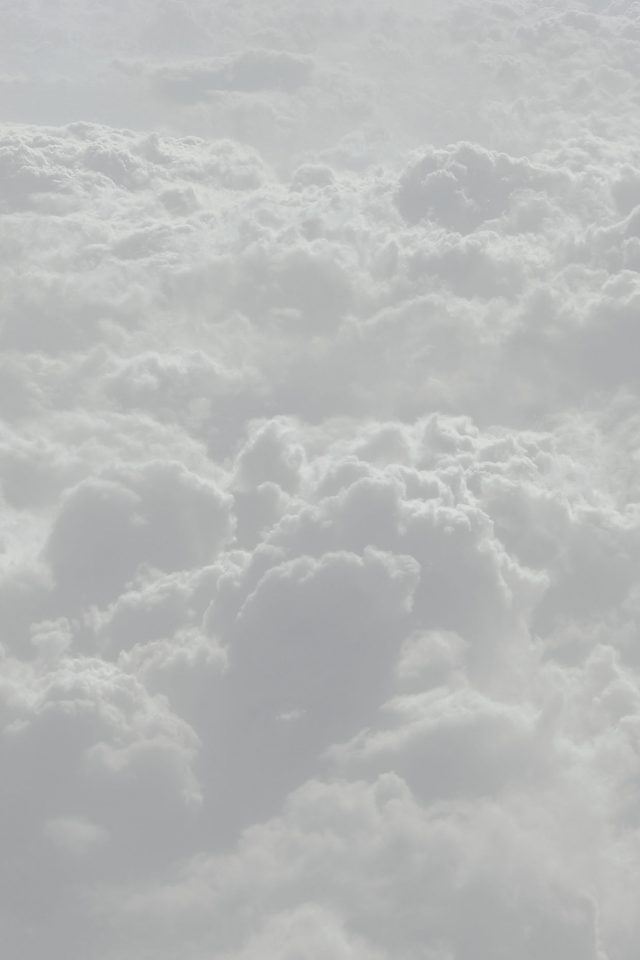 Cloud Flare White Sky Wanna Fly Nature Android wallpaper