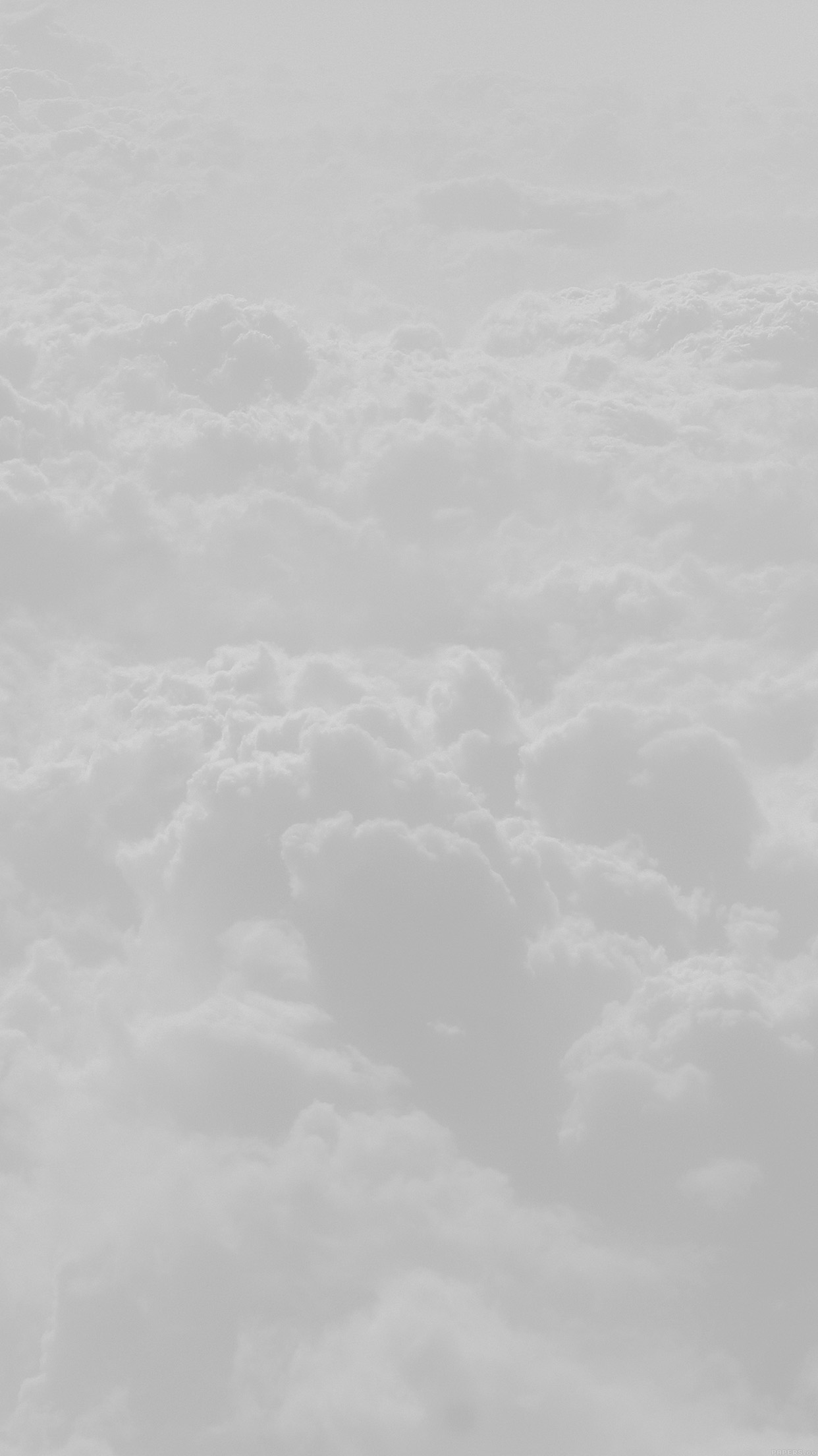 Cloud Sky White Nature Fly Android wallpaper