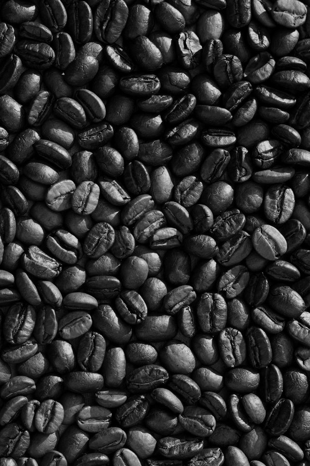 Coffee Food Brown Eat Nature Drink Life Cafe Bw Dark Android wallpaper