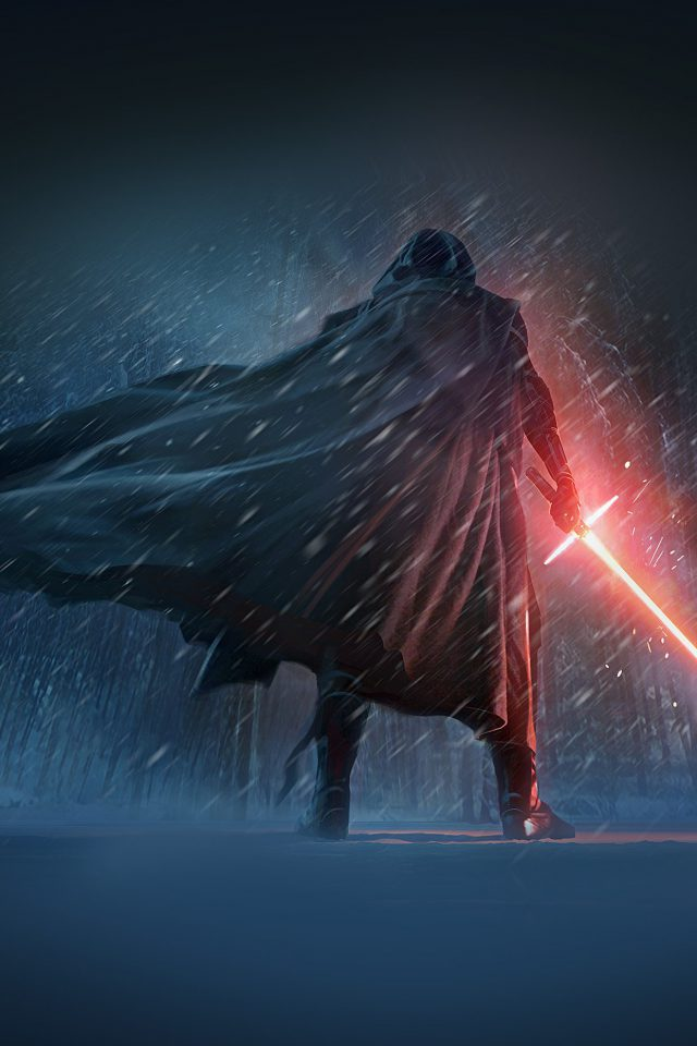 Darth Vader Starwars 7 Poster Film Art Android wallpaper