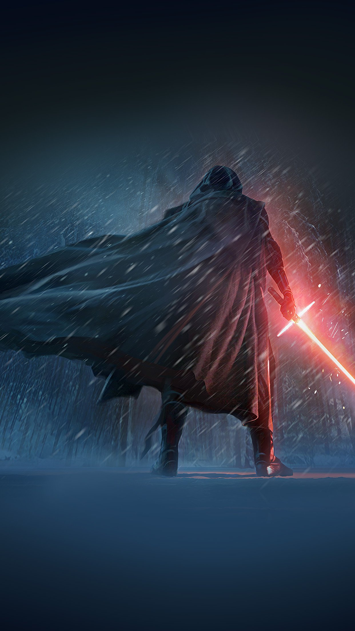 darth vader starwars 7 poster film art android wallpaper android hd wallpapers