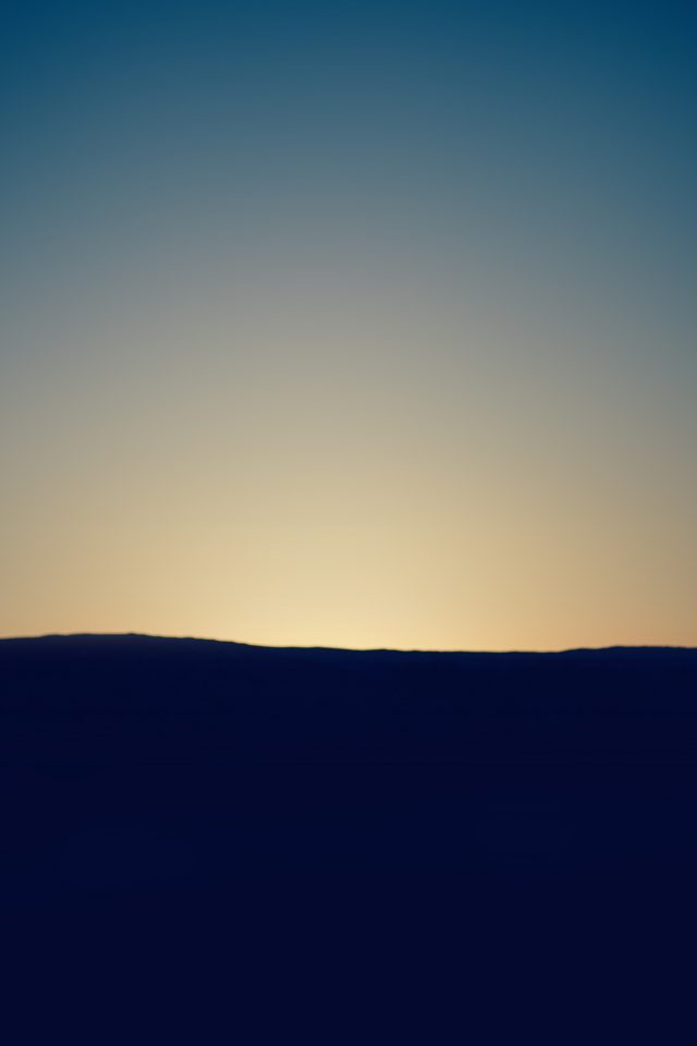 Dawn Sunset Blue Mountain Sky Nature Instagram Android wallpaper
