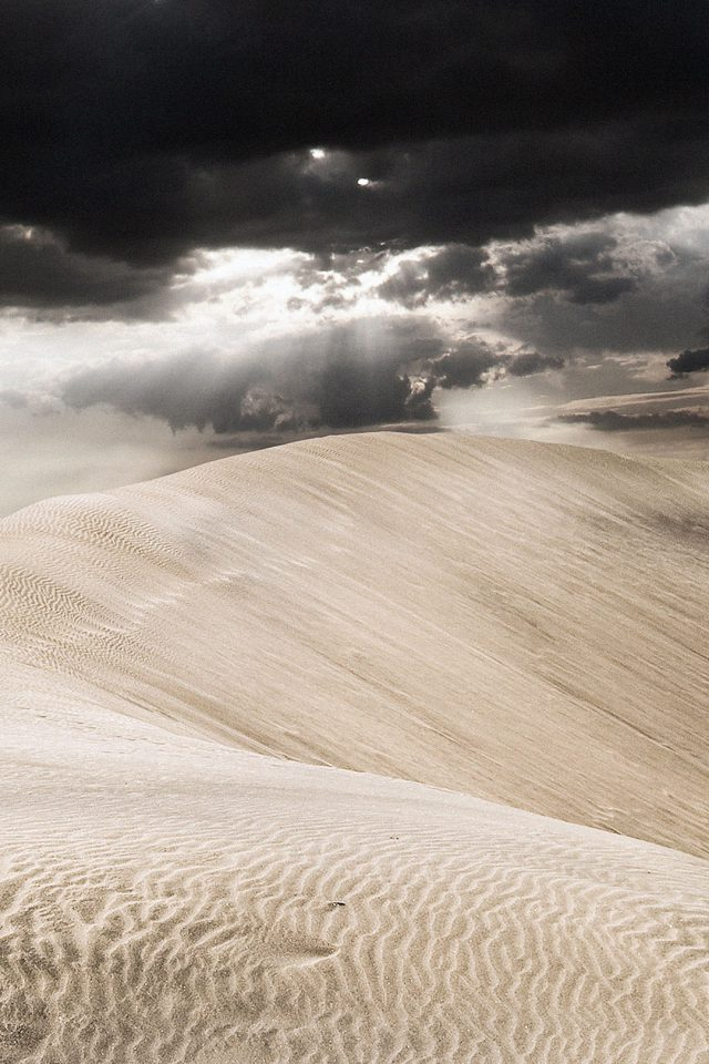 Desert Of Sahara Nature Android wallpaper