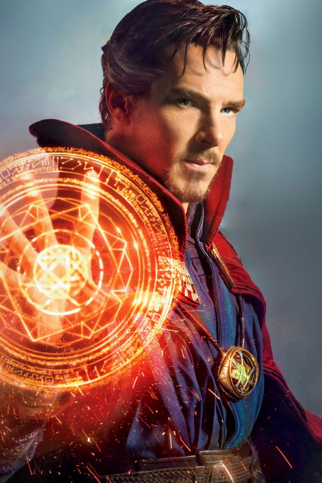 Disney Doctor Strange Film Poster Android wallpaper