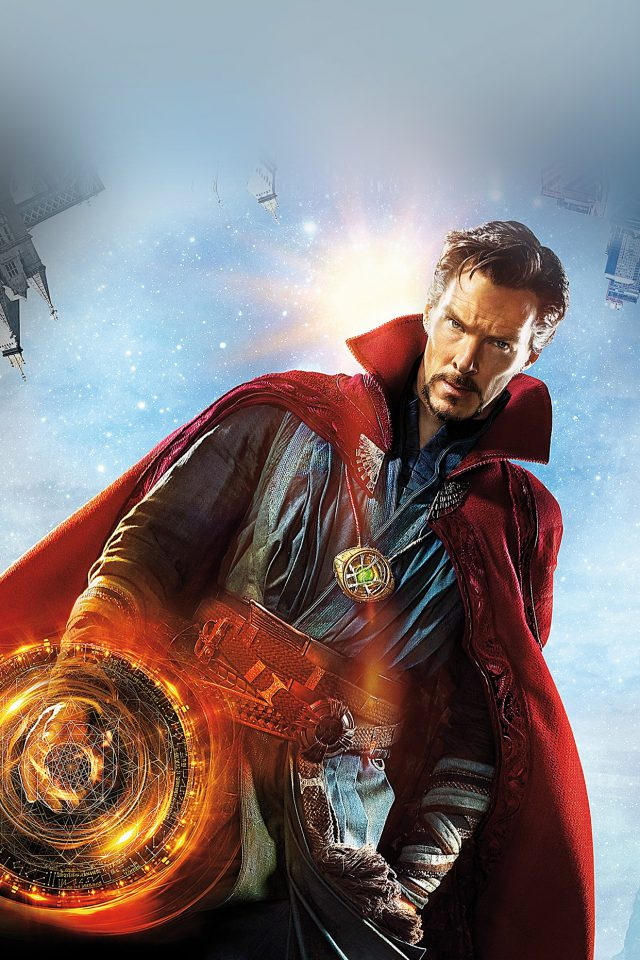 Doctor Strange Poster Film Illustration Art Android wallpaper