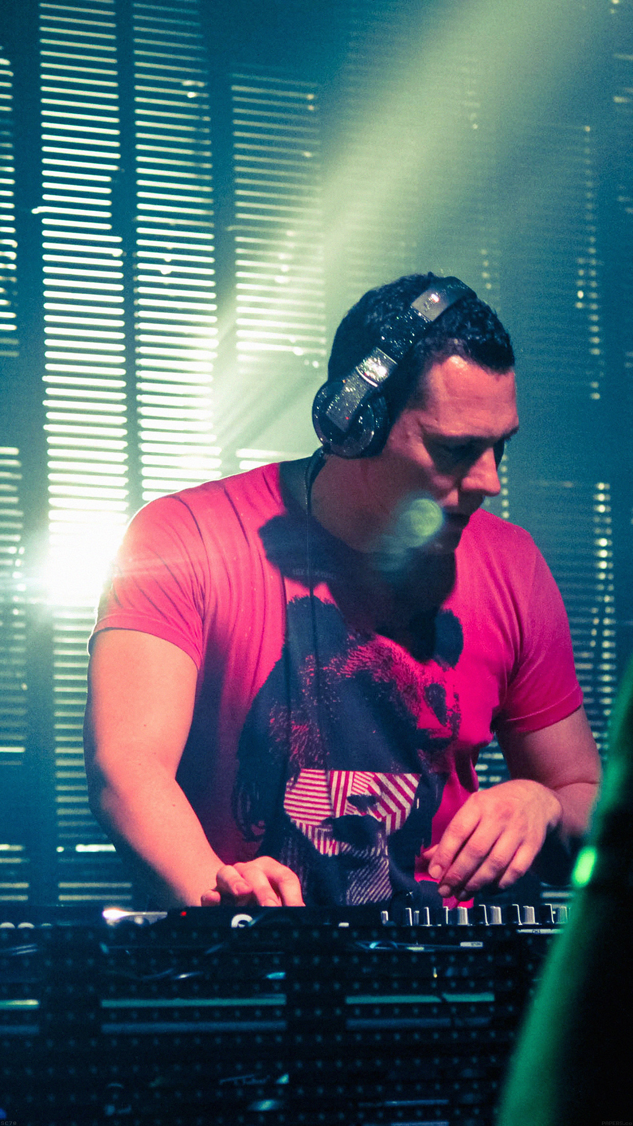 Dutch Dj Record Producer Tiesto Music Android wallpaper
