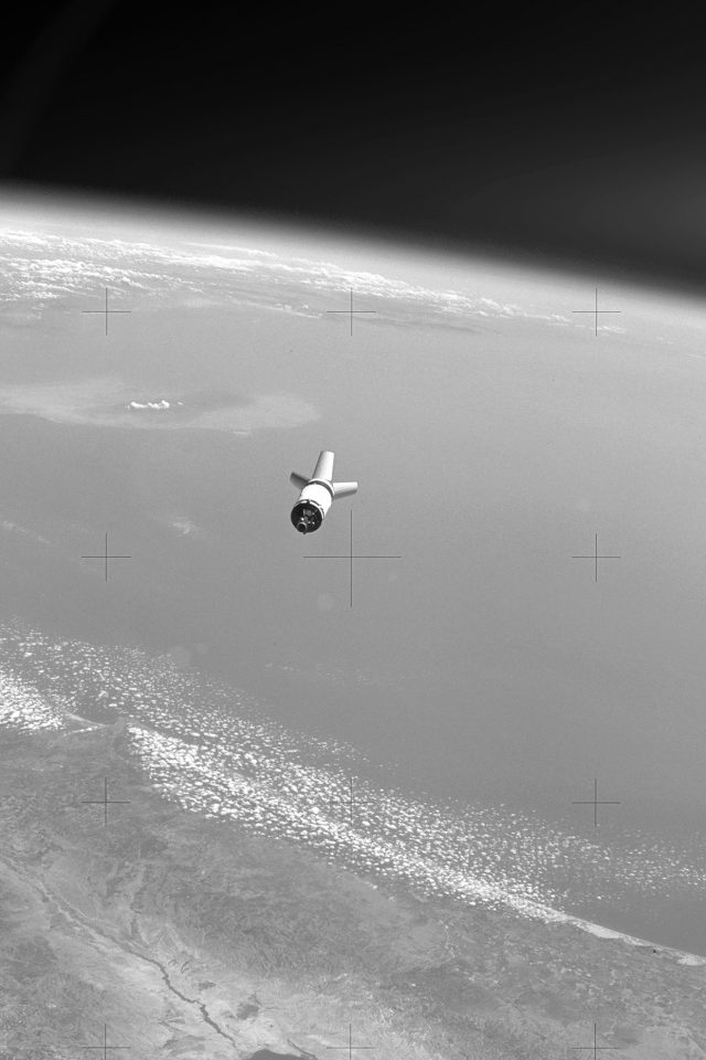 Earthview Space Satelite Nature Dark Bw Android wallpaper