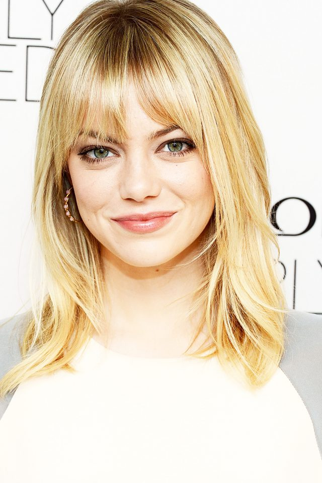 Emma Stone White Girl Film Celebrity Android wallpaper