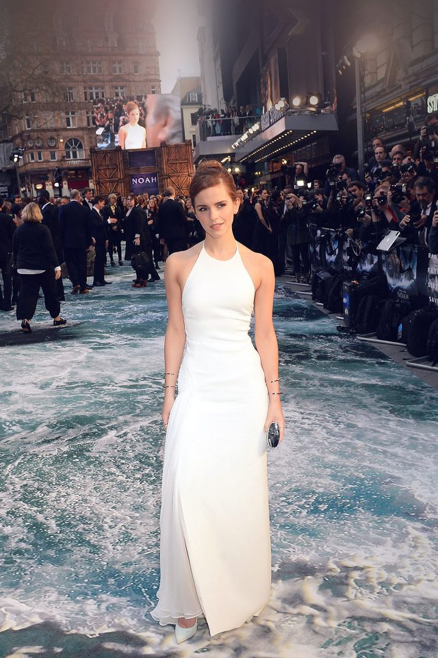 Emma Watson Full Film Girl Face Android wallpaper