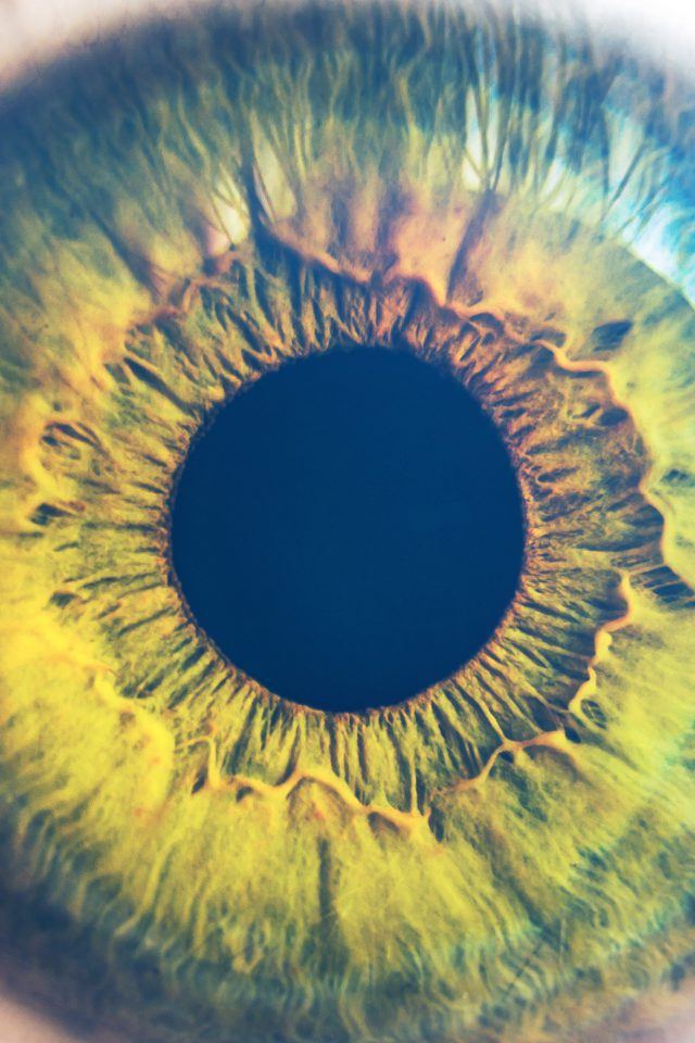 Eye Human Nature Pupil Body Science Flare Blue Android wallpaper