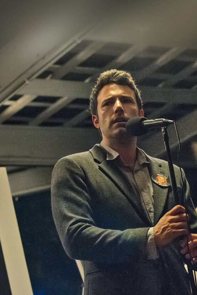 Gone Girl Ben Affleck Film Actor Android wallpaper