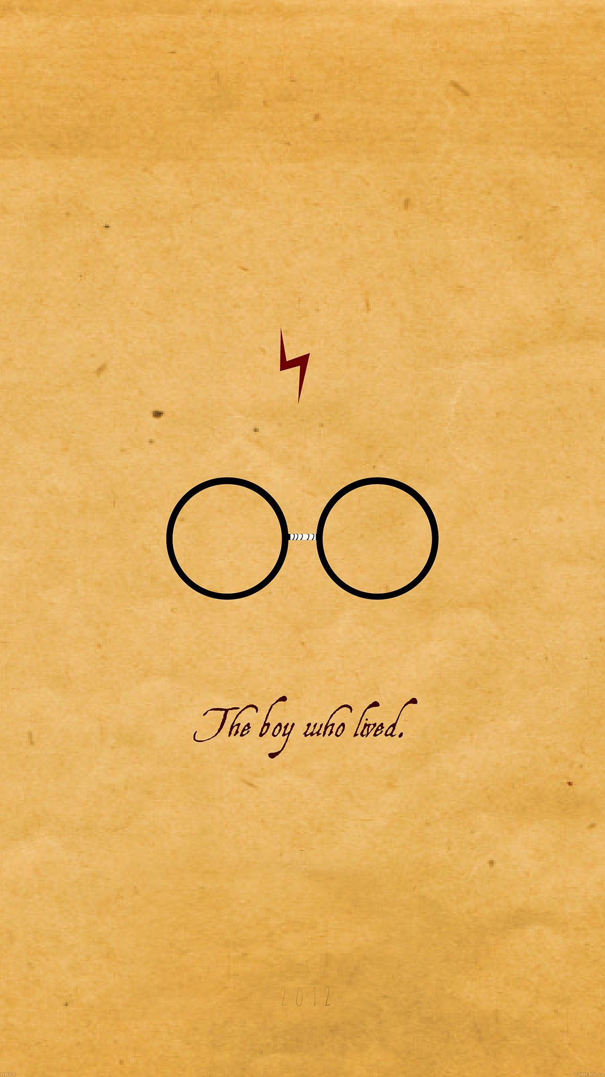 Harry Potter Quote Film Android wallpaper