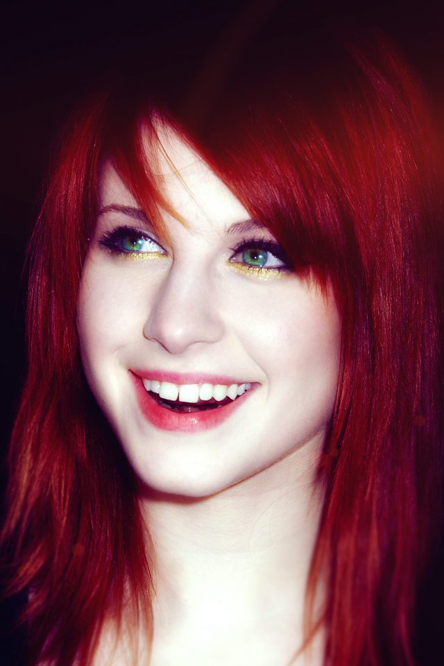 Hayley Williams Music Art Celebrity Android wallpaper