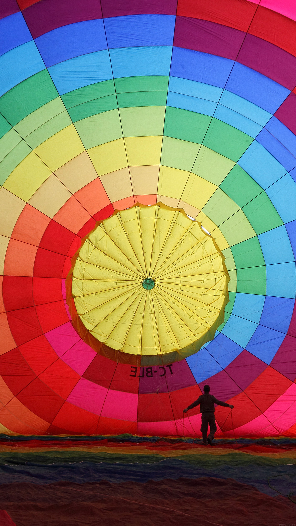 Download Hot Air Balloon Wallpaper For Android Background
