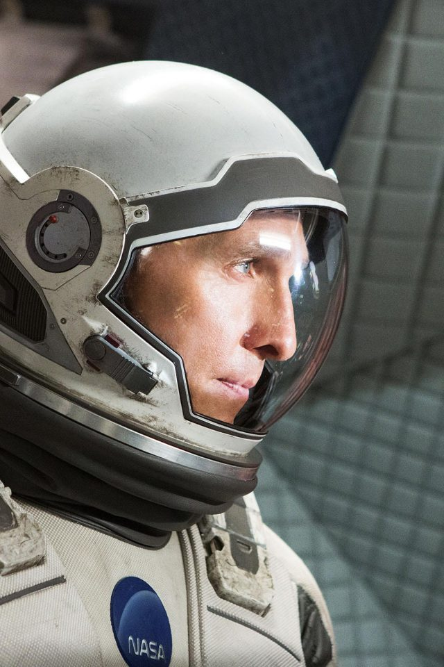 Interstellar Cooper Film Actor Matthew Mcconaughey Android wallpaper