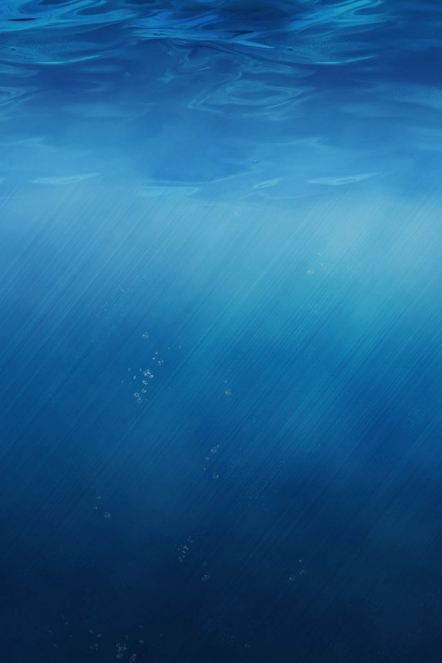 Ios8 Sea Nature Minimal Android wallpaper