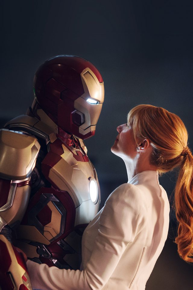 Ironman Love Hero Film Celebrity Art Android wallpaper