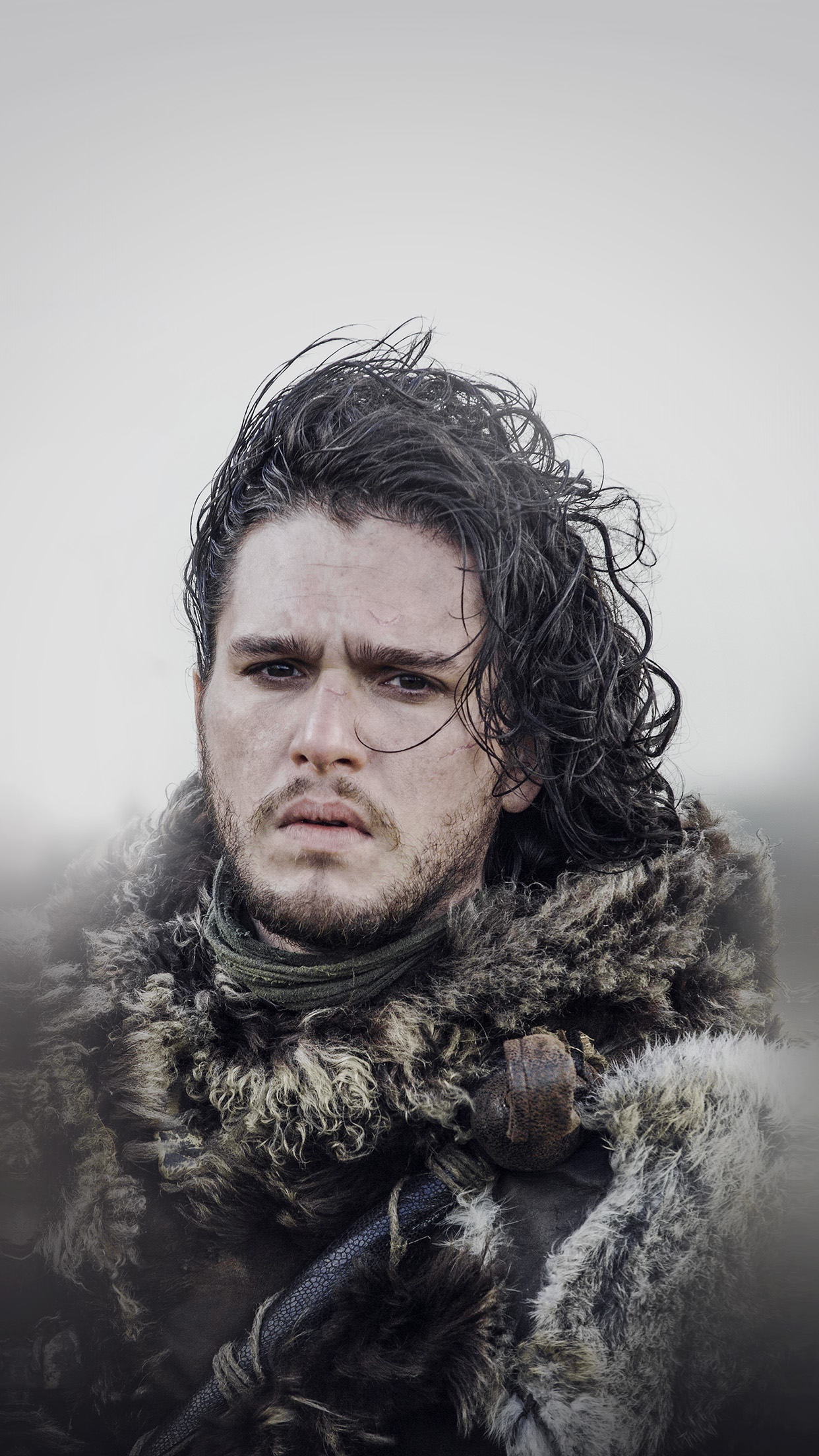 Jon Snow Game Of Thrones Film Art Android wallpaper