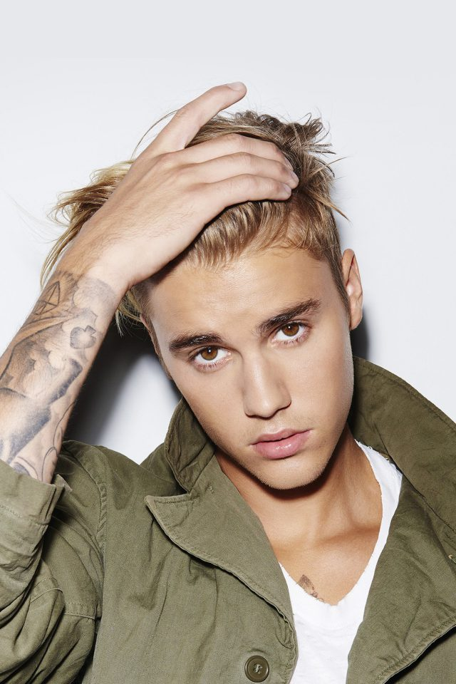 Justin Bieber Music Singer Celebrity Android wallpaper
