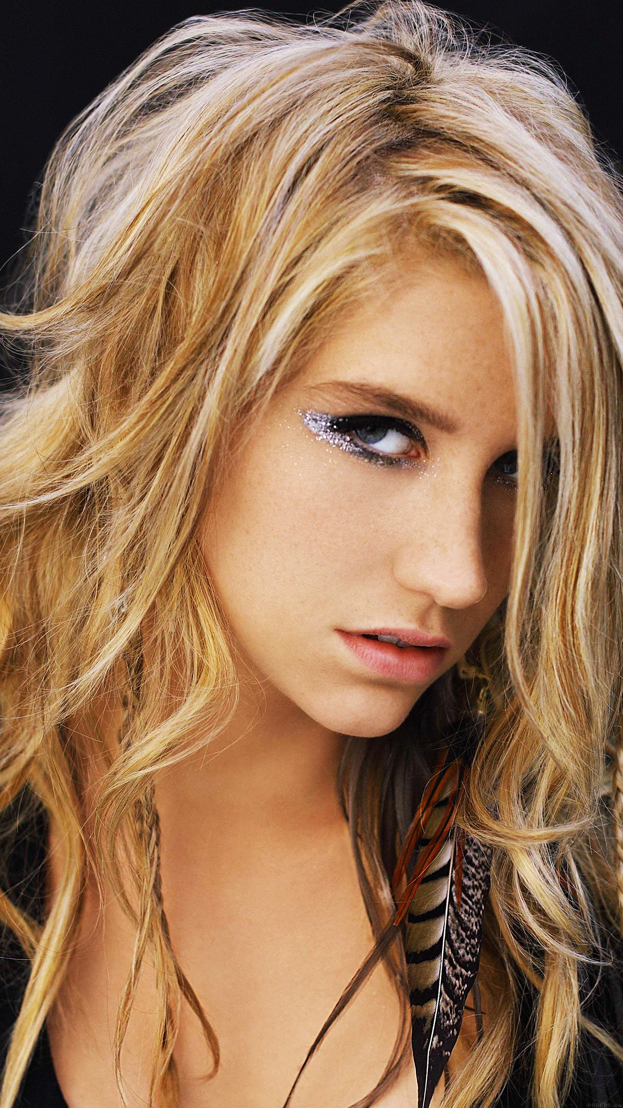 Kesha Singer Pop Artist Celebrity Music Android wallpaper