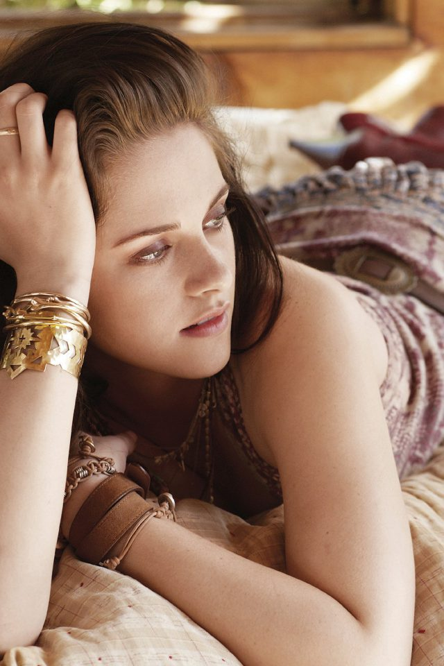 Kristen Stewart Film Actress Girl Android wallpaper