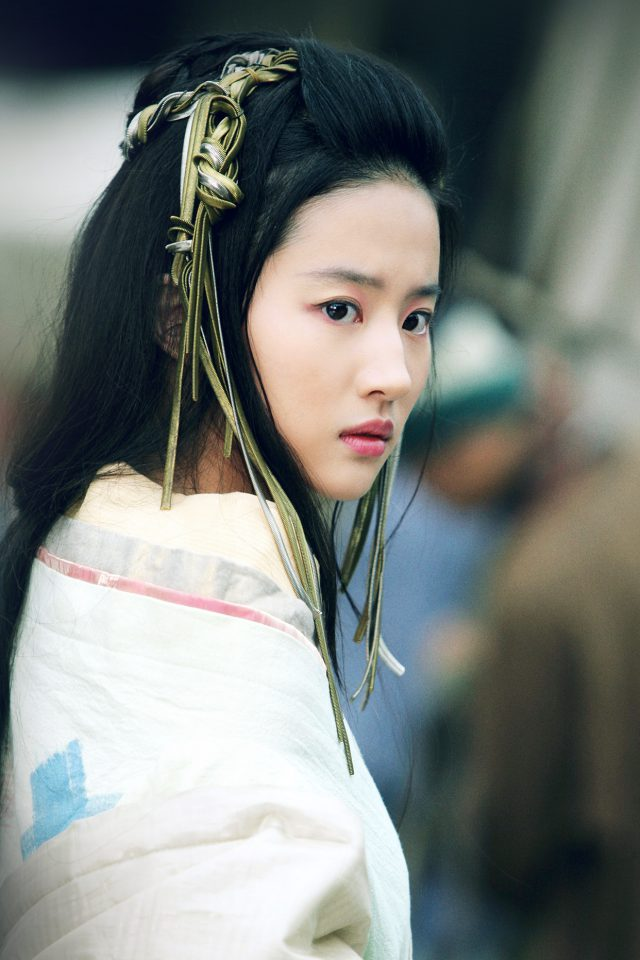 Liu Yifei China Star Film Actress Model Singer Android wallpaper