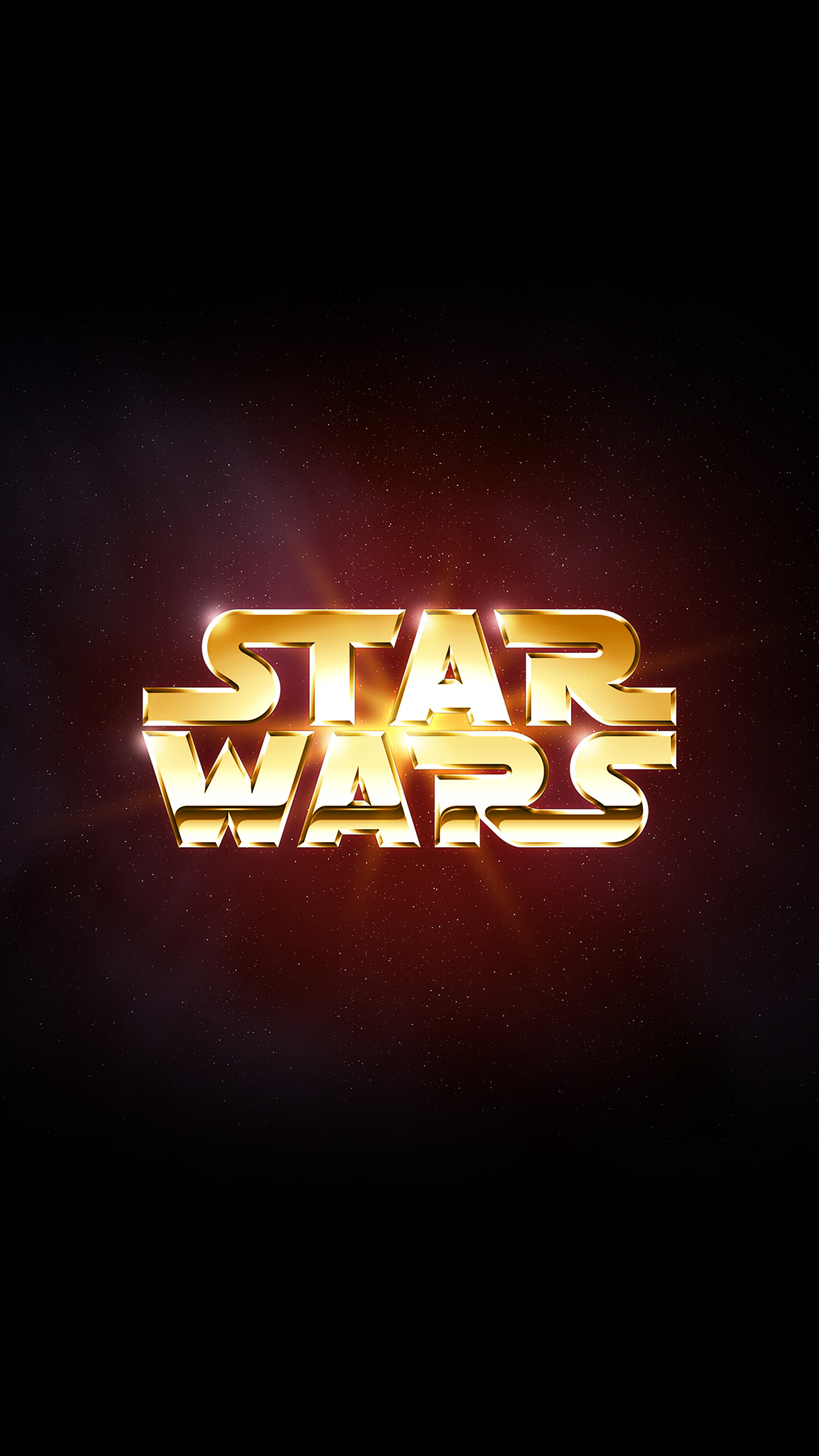 logo starwars dark film art