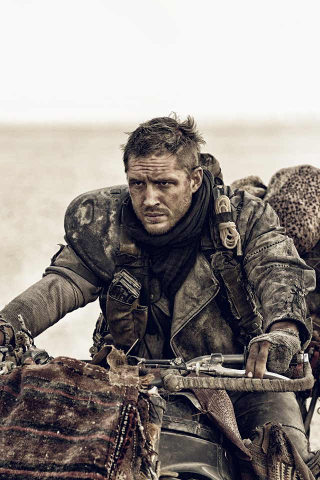 Mad Max Fury Road Max Tom Hardy Film Android wallpaper