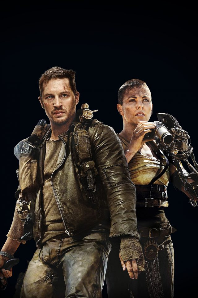 Madmax Furiosa Film Furyroad Art Dark Android wallpaper