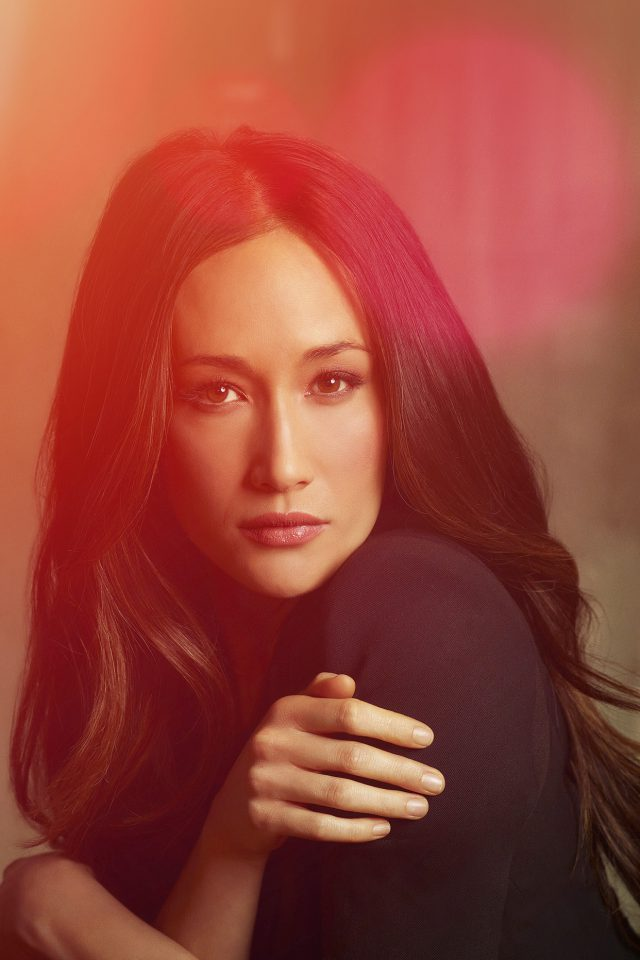 Maggie Q Film Actress Sexy Flare Android wallpaper