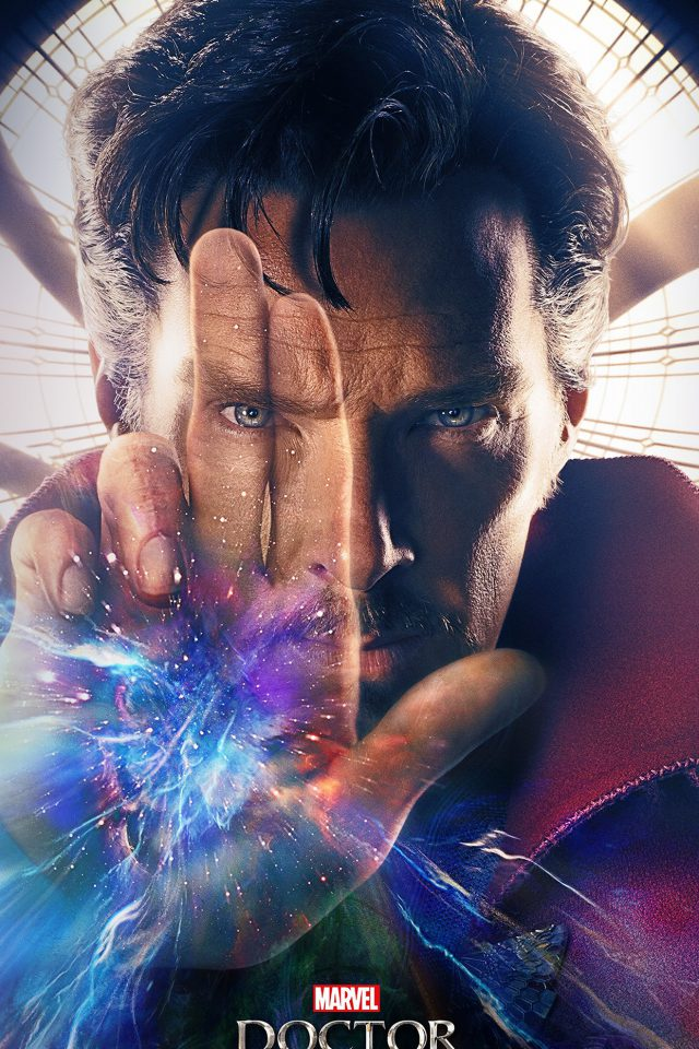 Marvel Doctor Strange Art Film Poster Android wallpaper