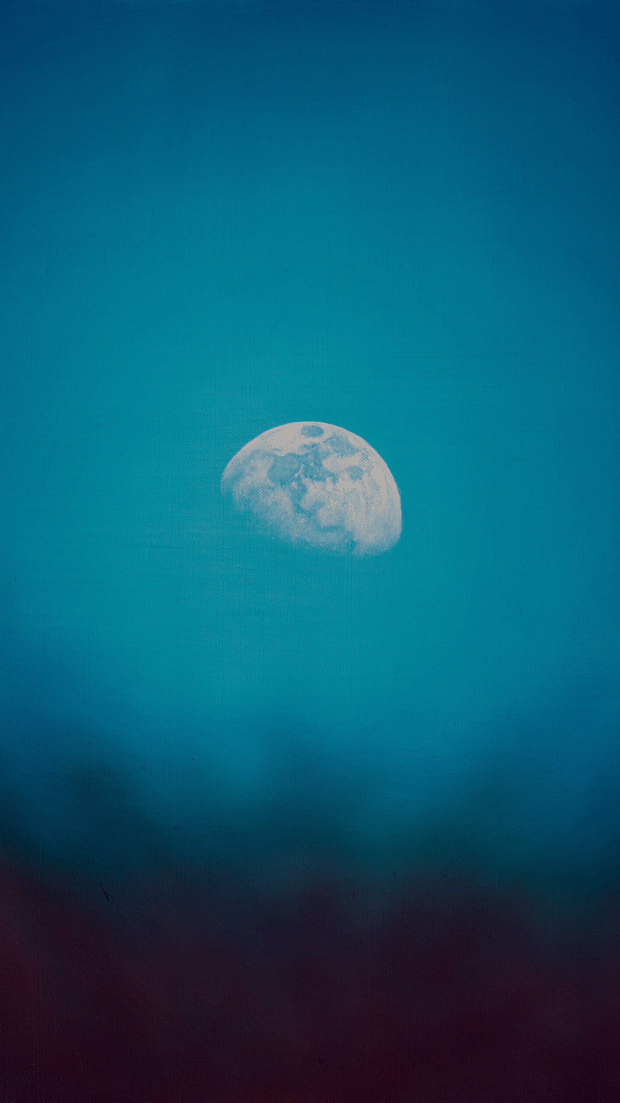 Download Wallpaper Night Blue - Moon-Rise-Day-Nature-Blue-Dark-Night-Green  Graphic.jpg