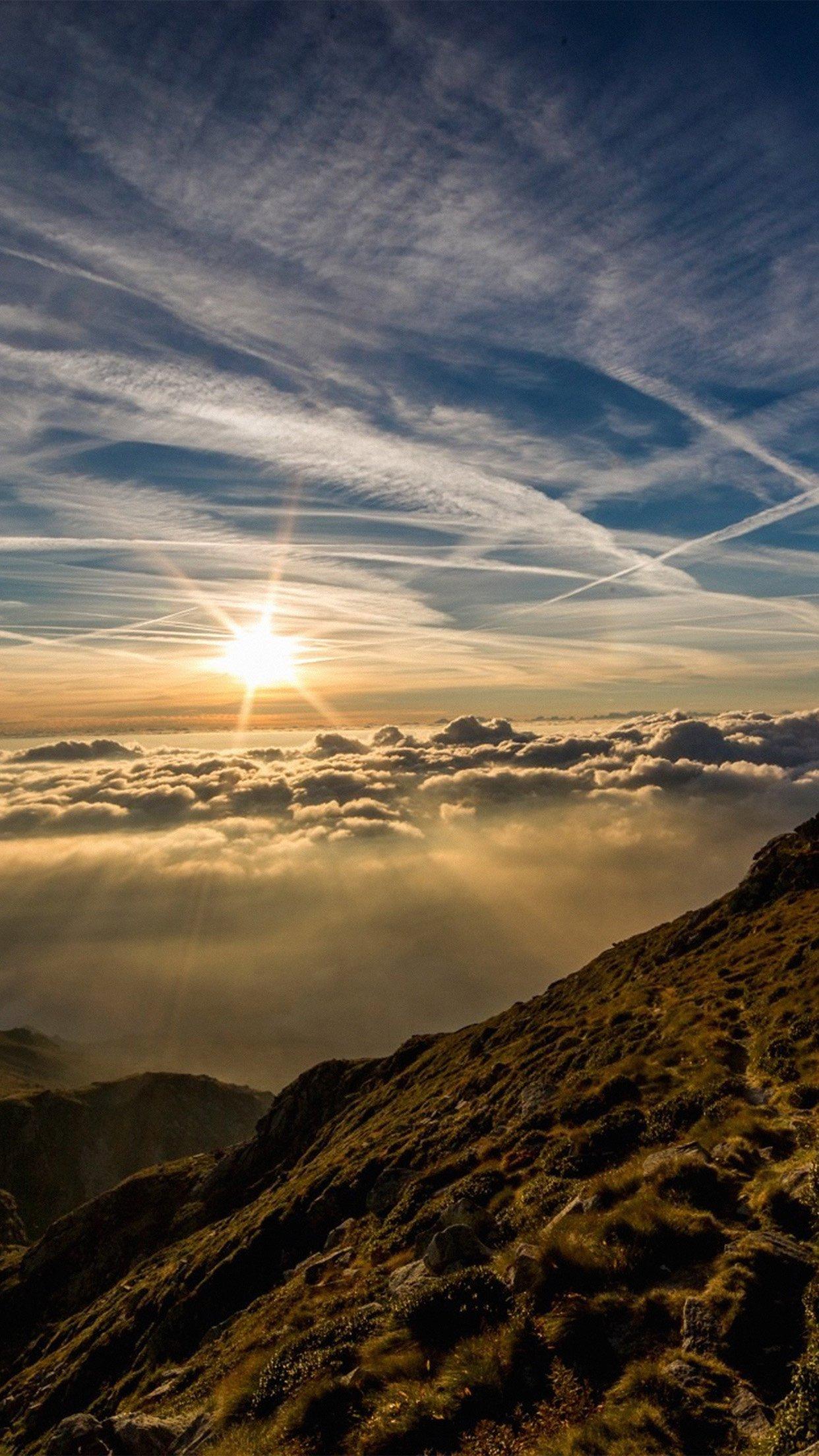 Good Wallpaper Mountain Morning - Morning-Mountain-Sky-Nature-Shine  Pictures_52448.jpg