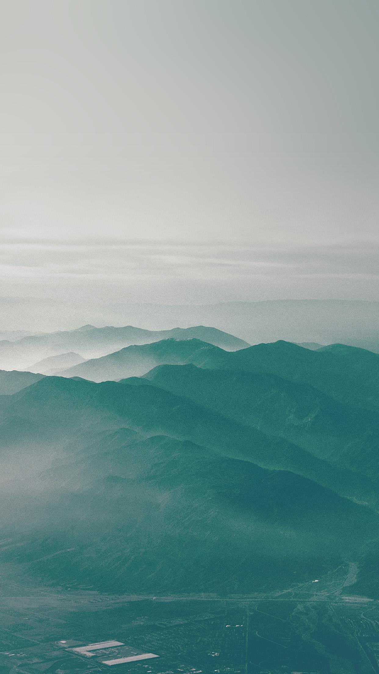 Simple Wallpaper Mountain Fog - Mountain-Fog-Nature-Green-Flare-Sky-View  Image_798710.jpg