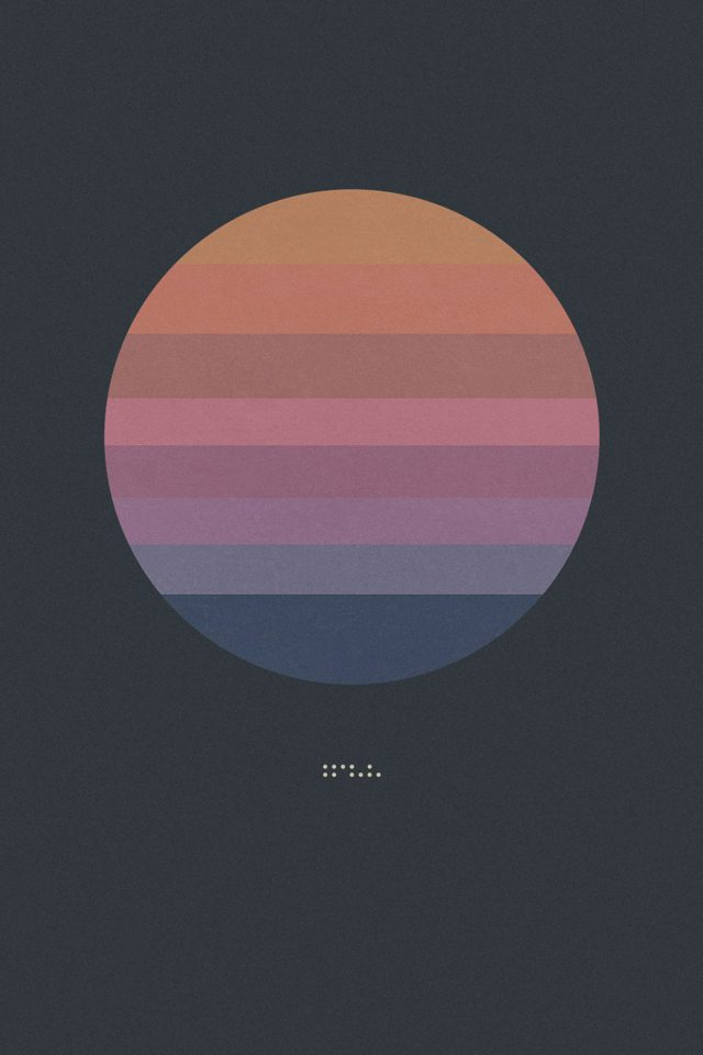 Music Tycho Art Dark Circle Illustration Art Android wallpaper